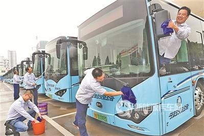 福建:台商投资区36辆纯电动公交即将上线