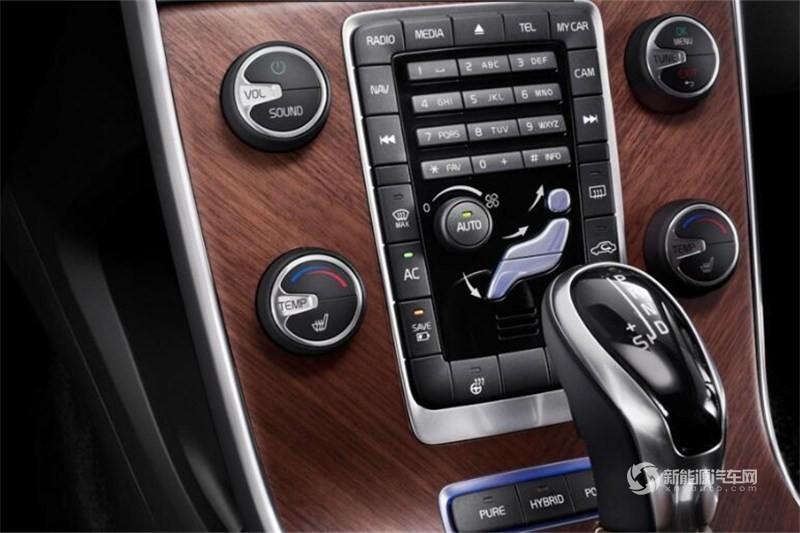沃尔沃S60L混动 2015款 T6 智驭版