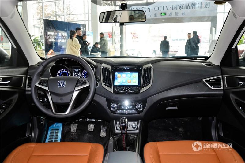 2017款 长安逸动 蓝动版 1.6L 手动先锋型