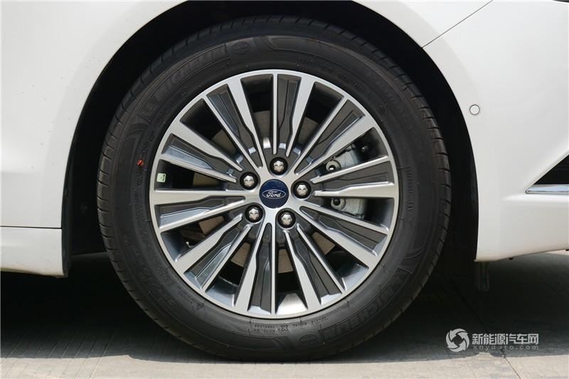 蒙迪欧混动 2018款  2.0 PHEV 智尊旗舰型