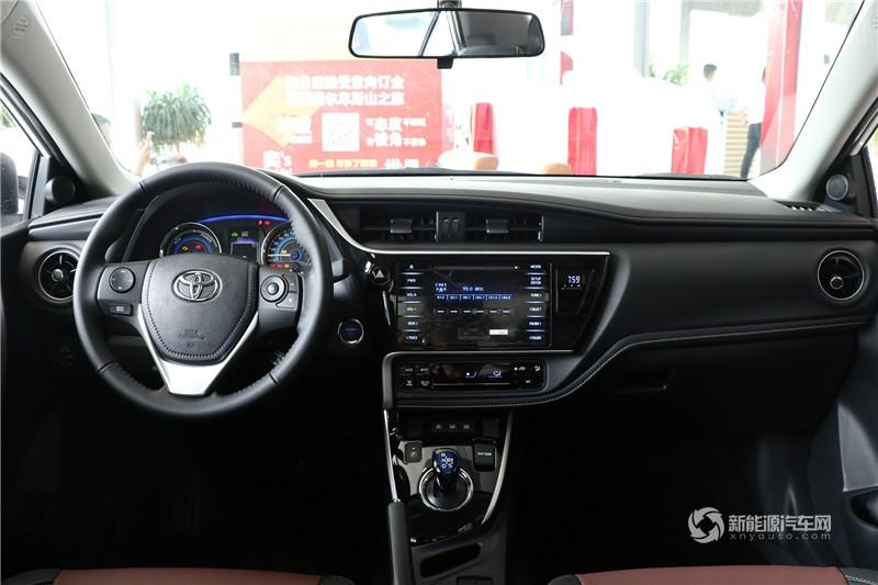 卡罗拉 双擎 2018款 1.8L E-CVT智尚版