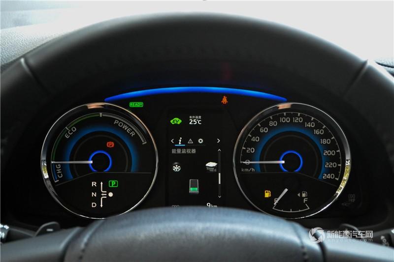 卡罗拉 双擎 2017款 1.8L E-CVT豪华版