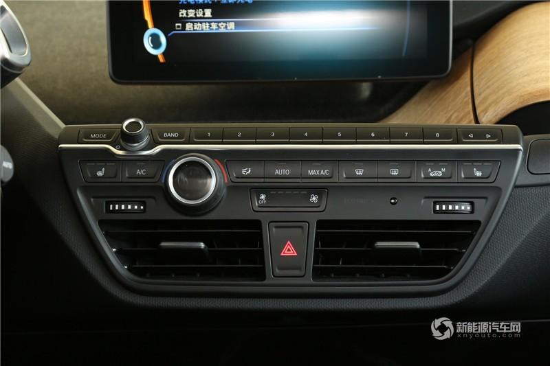 宝马i3 2016款 升级款 豪华型