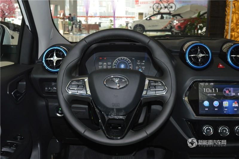 东南DX3EV 2018款 EV300 旗舰型