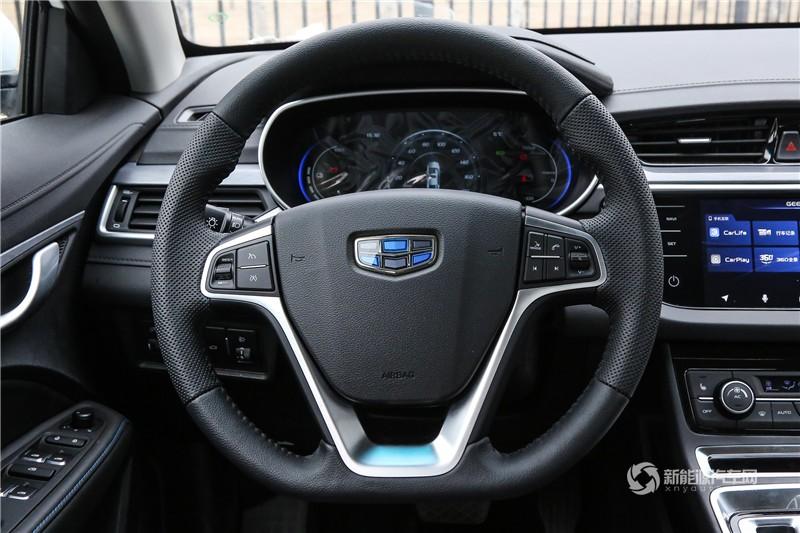 帝豪EV450 2018款 尊贵型