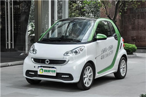 smart fortwo 2014款 电动车 electric drive