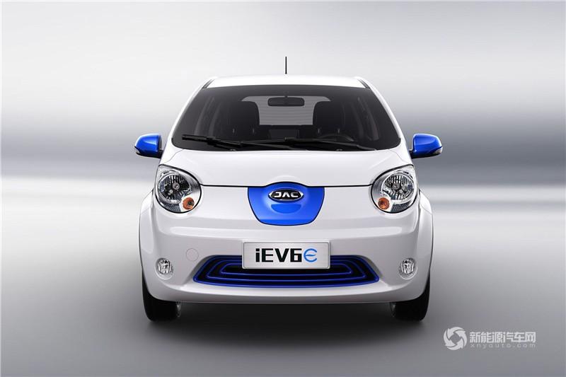 江淮iEV6E 升级版  2018款  豪华智能型