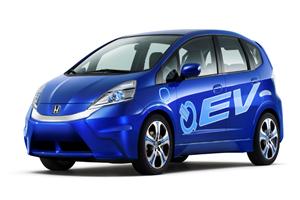 本田飞度EV 2011款  CONCEPT