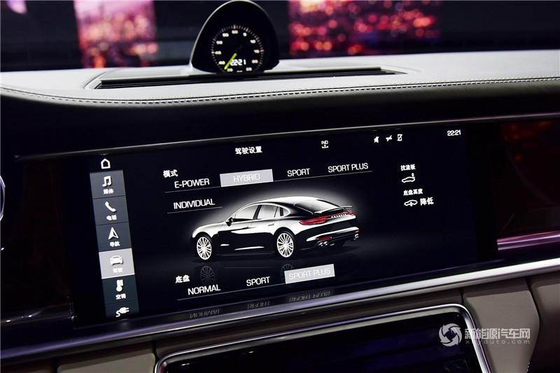 Panamera 4 E-Hybrid 2017款 行政加长版 2.9T