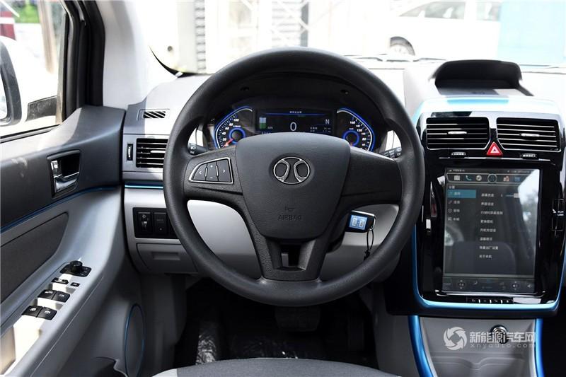 北汽新能源 2016款 EV160 轻秀版