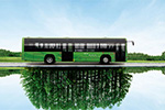贵州凯里:加大清洁能源及新能源公交车的投入使用