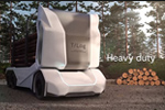 可远程遥控,这款纯电动自动驾驶卡车来自瑞典!