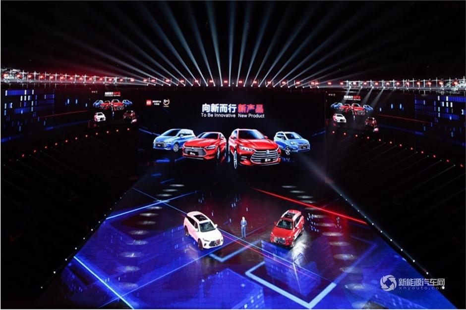 比亚迪全新品牌理念下的豪华科技双旗舰车型——全新一代唐的正式上市