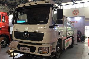 零排放卡车亮相北京新能源汽车及充电桩设施展览会