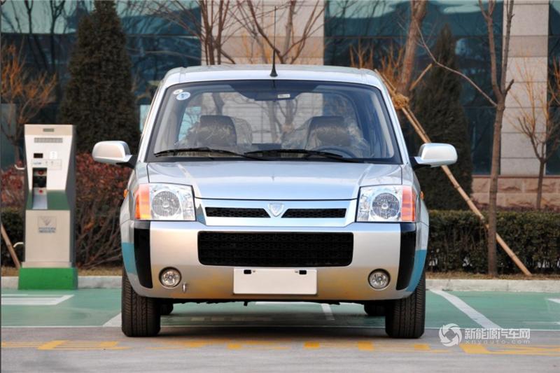 福田迷迪 2010款 纯电版