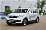 定位6座小型SUV 北京清行400首次亮相