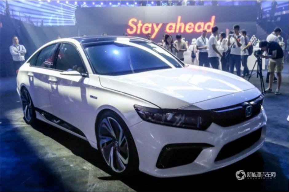 2018北京车展上亮相的INSPIRE概念车
