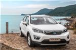 2018年度最值得关注的十款国产小型纯电动SUV