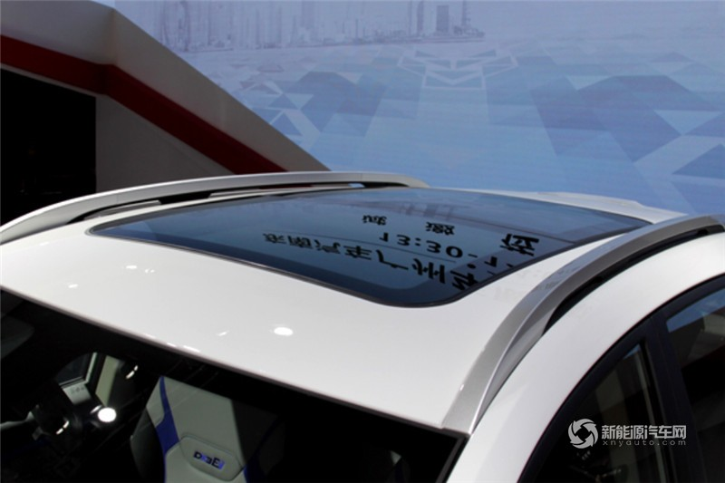 东南DX3EV 2018款EV300 豪华型