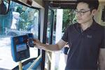 北京6区5000余辆公交车可手机扫码乘坐