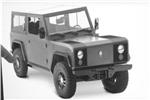 霸气外观胜路虎 博林格为B1全地形电动大型SUV进行修改