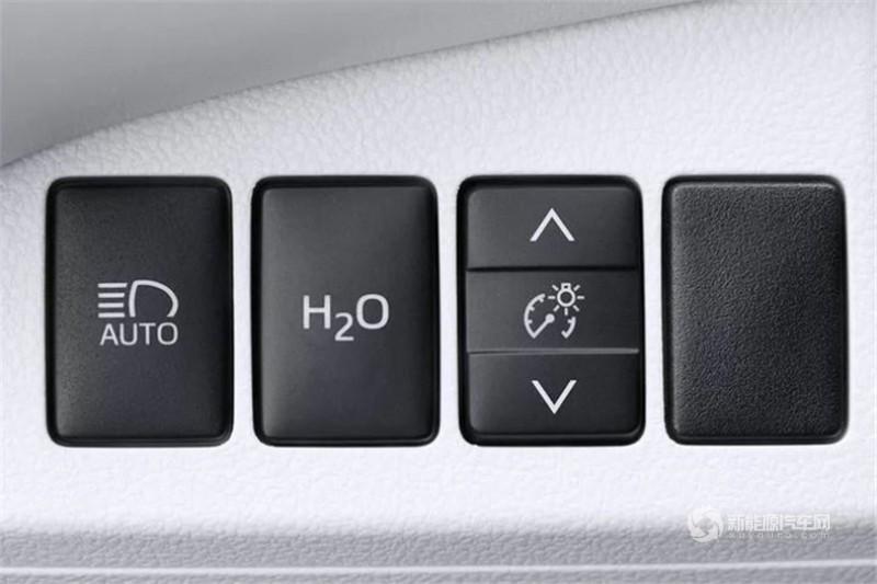 丰田mirai 2018款 基本型