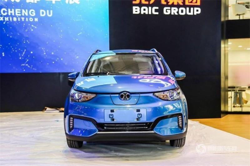 北汽EC3 2018款 灵秀版
