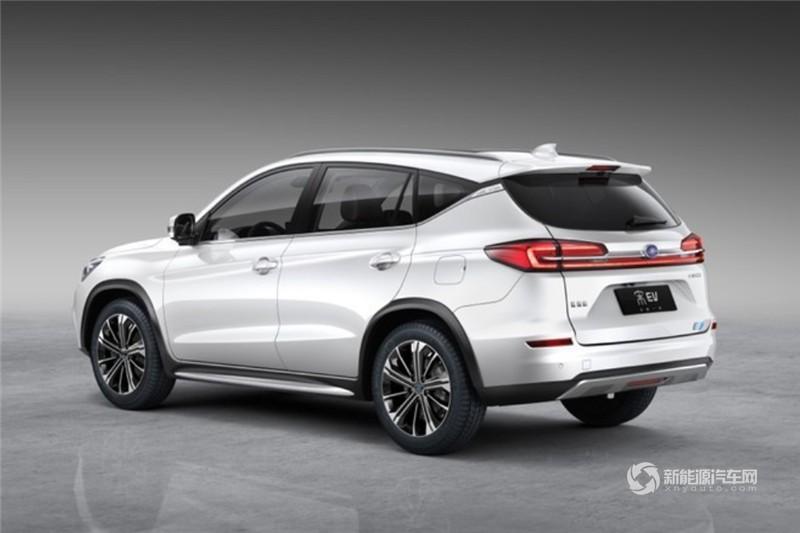 宋EV 2019款 500 智联领享型