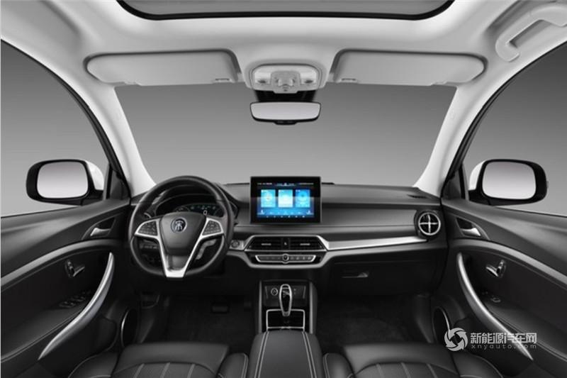 宋EV500 2019款 智联领享型