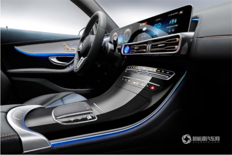 奔驰EQC 2018款 基本型