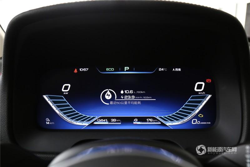 比亚迪唐DM 2018款  2.0T 四驱智联创享型