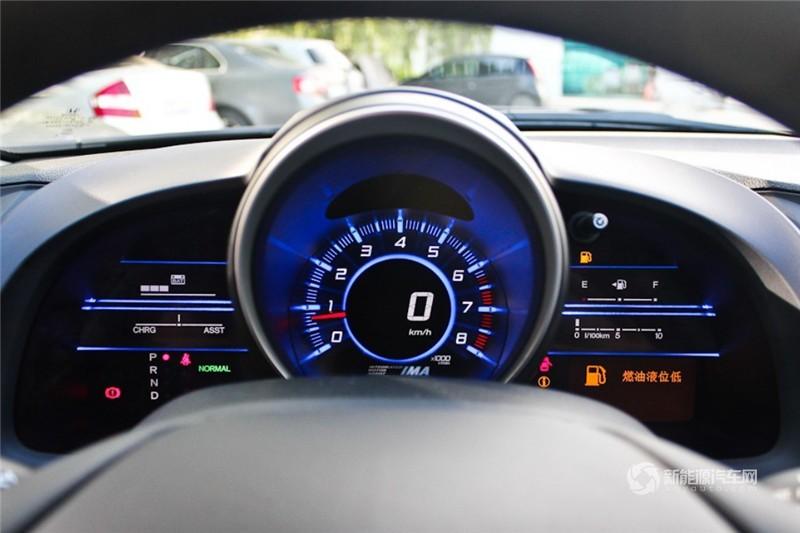 本田CR-Z 2012款 1.5L 混合动力(停产)