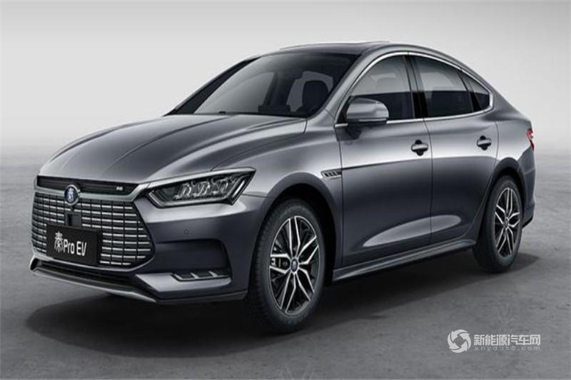 秦Pro EV  2019款 EV500 智联领耀型