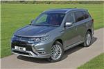三菱欧蓝德PHEV英国市场九月份销量名列前茅