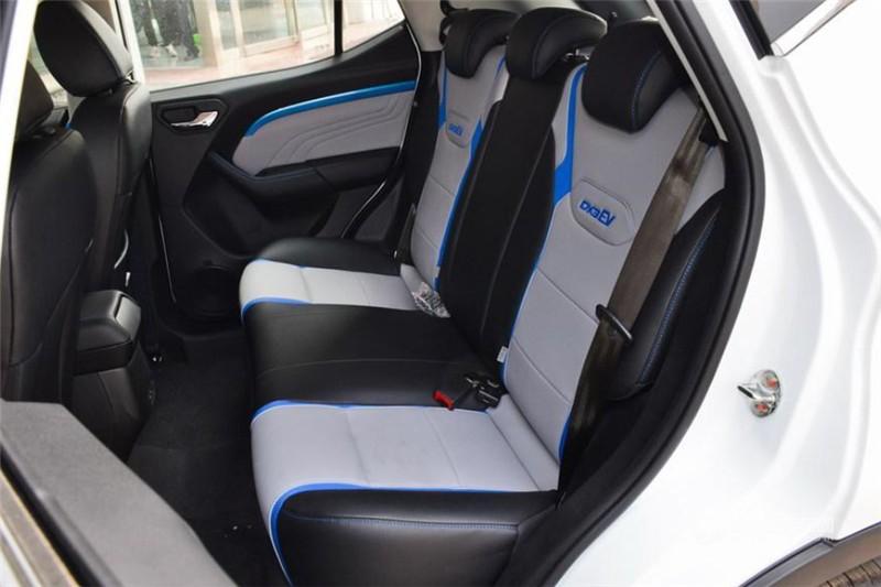 东南DX3EV 2018款 EV400 旗舰版