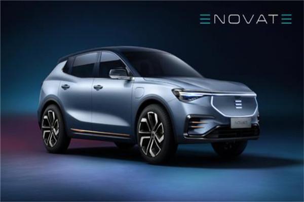 电咖汽车旗下高端品牌-ENOVATE ME7