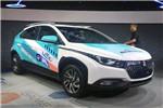 东风裕隆旗下纳智捷U5 EV正式亮相