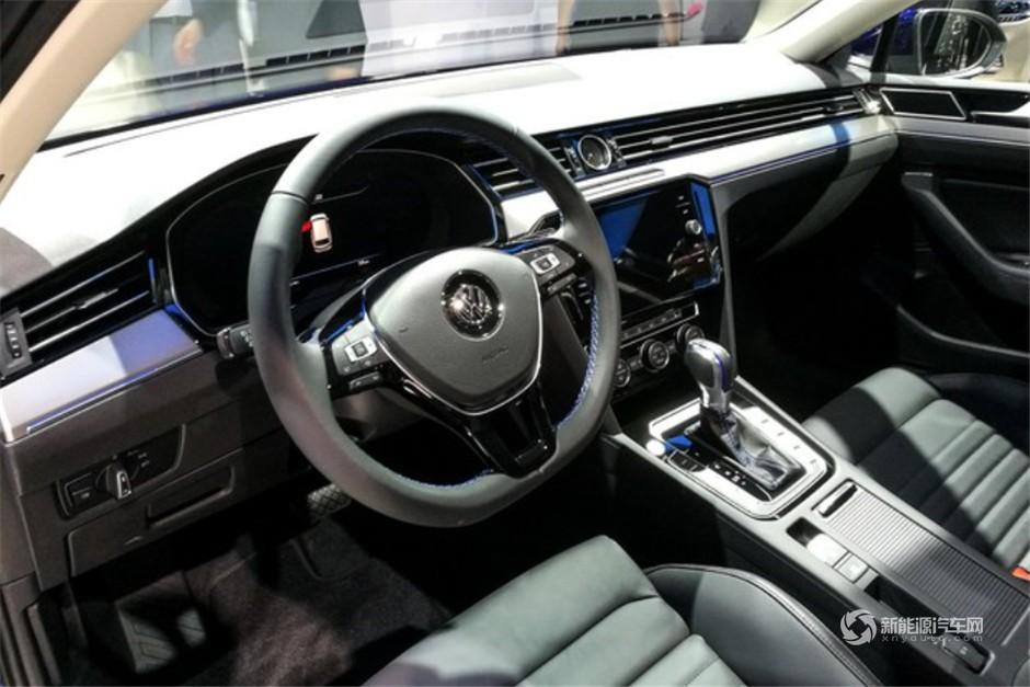 大众蔚揽旅行车GTE3