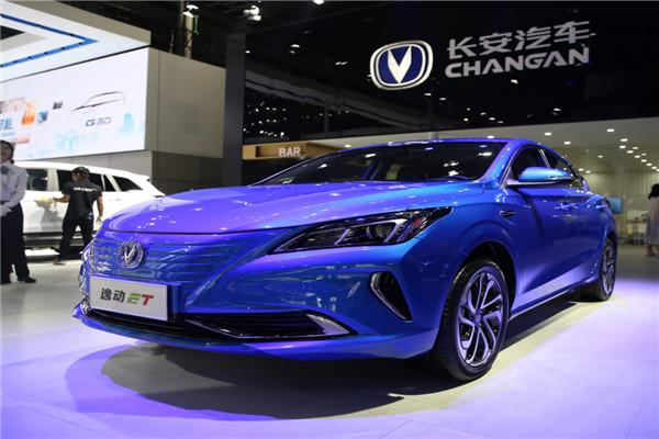 长安cs55图片_【长安新能源汽车】纯电动|混合动力汽车_新能源汽车网