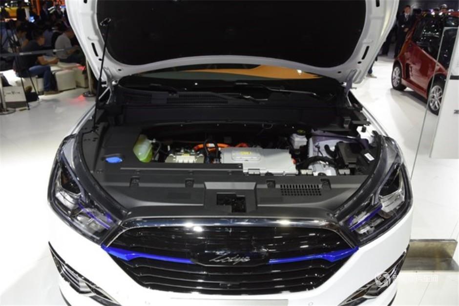 众泰纯电动SUV ET450正式亮相5