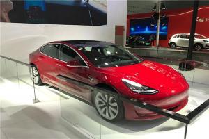 2018广州车展探馆: 特斯拉Model 3