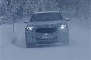 2019奔驰EQC 零下35摄氏度北极圈测试