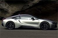 电动跑车新力量 宝马i8 Roadster