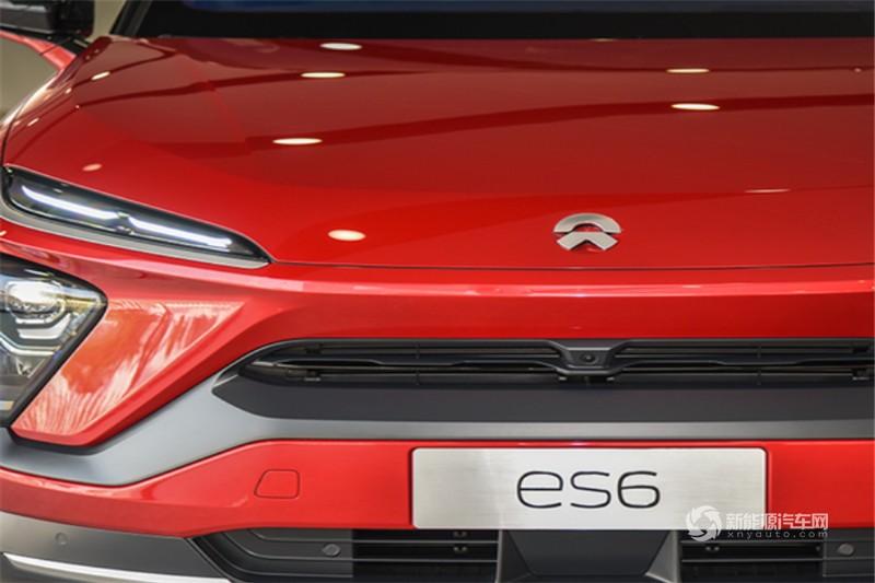 蔚来ES6 2019款 首发纪念版 430KM