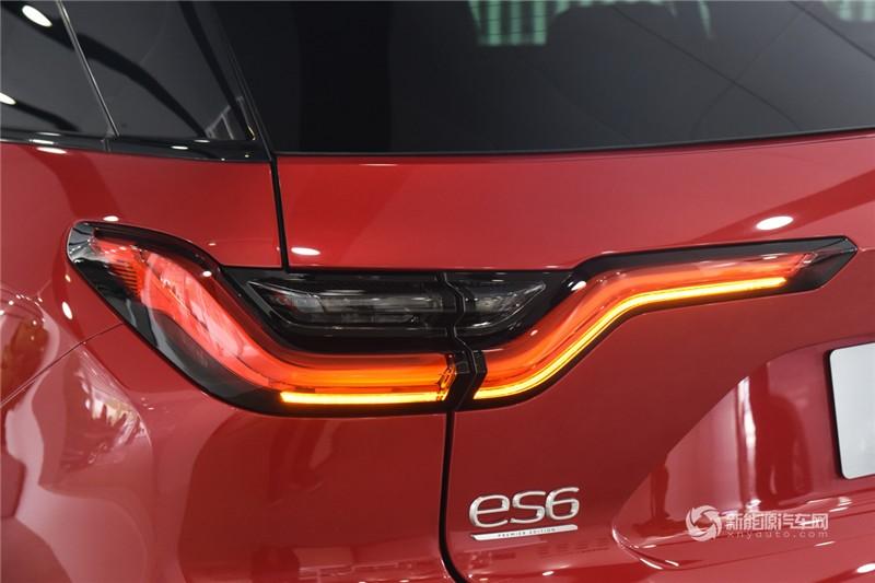 蔚来ES6 2019款 首发纪念版 510KM