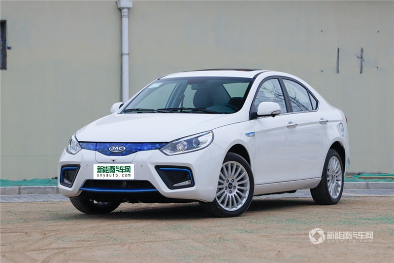 江淮iEVA50 2018款 智享型