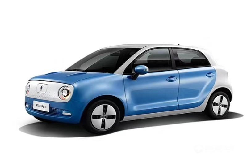 欧拉R1 2019款 310km 灵动版