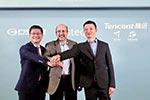 广汽、腾讯、伟世通在美国CES宣布合作开发智能座舱
