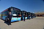 山西晋城:2018年购置的298台纯电动公交车全部投入运营