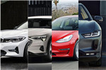 2019年值得关注的新能源汽车—合资品牌篇